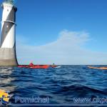 Le phare du Four au large du Croisic le 02 décembre