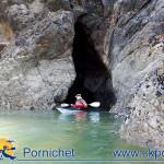 Grotte pointe de Chémoulin entre Pornichet et St-Nazaire
