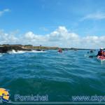 Le 05 août, escapade à l'île Dumet en face de Piriac